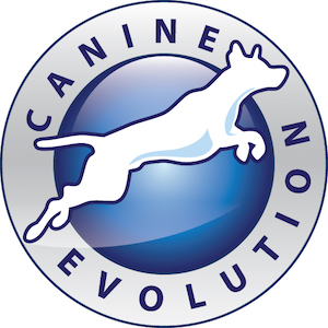 Canine Evolution Logo